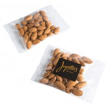 Raw Almonds in 50g bag